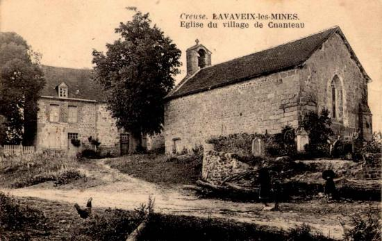 Chapelle ancienne
